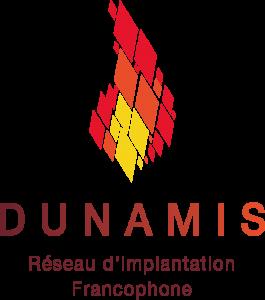 Logo DUNAMIS couleurs